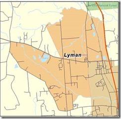 Lyman Mississippi real estate